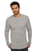 Wholesale 5.4 oz Next Level Mens Thermal Long Sleeve T-Shirt