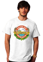 Customized Gildan Full Color 5.3 oz White Heavy Cotton Tee